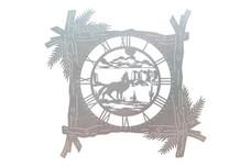 Coyote Clock