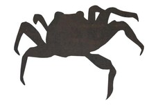 Crab Outline DXF File