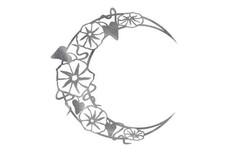 Crescent Moon Wall Art