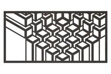 Cubes Railing Insert