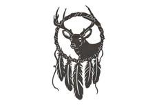 Deer Dreamcatcher