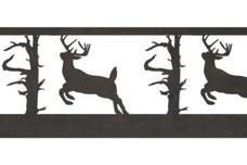 Deer Firepit Ring