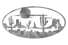Desert Oval Insert