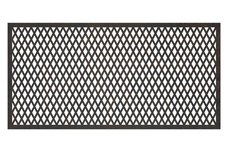 Diamond Grill Railing Insert