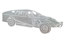 Dirtcar DXF File