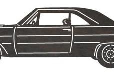 Dodge Dart DXF File