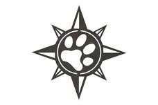 Dog Paw Stock Art