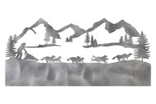 Dog Sled Stock Art