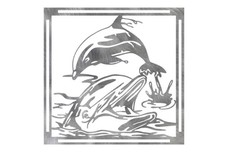 Dolphins Wall Art