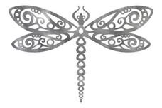Dragonfly Garden Art