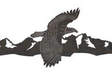 Eagle Driveway Topper