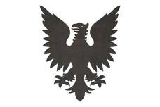 Eagle Family Crest DXF File