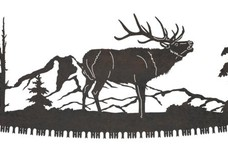 Elk Crosscut Sawblade