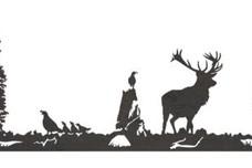 Elk Driveway Topper