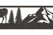 Elk Firepit Ring