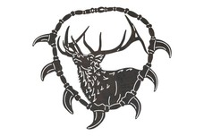 Elk Wall Art