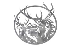 Elk Wall Art
