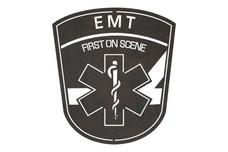 Emt Badge DXF File