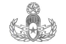 EOD Badge DXF File