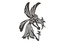 Plant Fairy DXF File