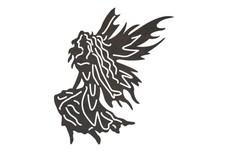 Fairy in Flowing-DressDXF File