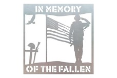 Fallen Soldier Wall Art