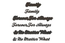 Family Stock Art
