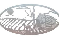 Farm Oval Insert
