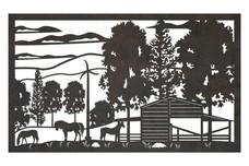 Farm Wall Art