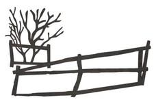 Fence Stock Art