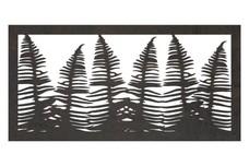 Ferns Fence Topper