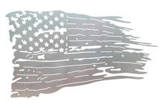 Battle Worn Flag Wall Art