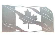 Canadian Flag DXF