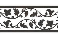 Floral Fence Topper