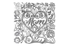 Flower Mom Wall Art