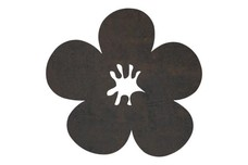 Flower Petals DXF File