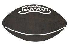 Pigskin Football DXF File