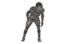 Football Stock Art