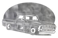 Ford 68 Truck Stock Art