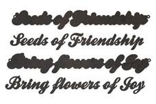 Friendship Stock Art