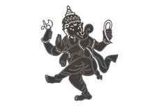 Balancing Ganesha DXF File