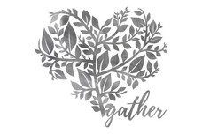 Gather Heart Stock Art