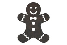 Gingerbread Man DXF File