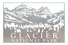 Glacier National Park Wall Art