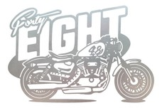 Forty Eight Stock Art