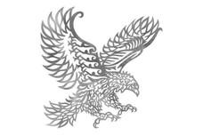 Hawk Stock Art