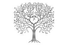 Heart Tree Stock Art