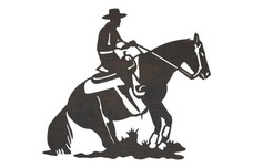 Performing Horse DXF File