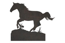 Galloping Horse DXF File