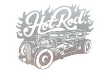 Hotrod Sign